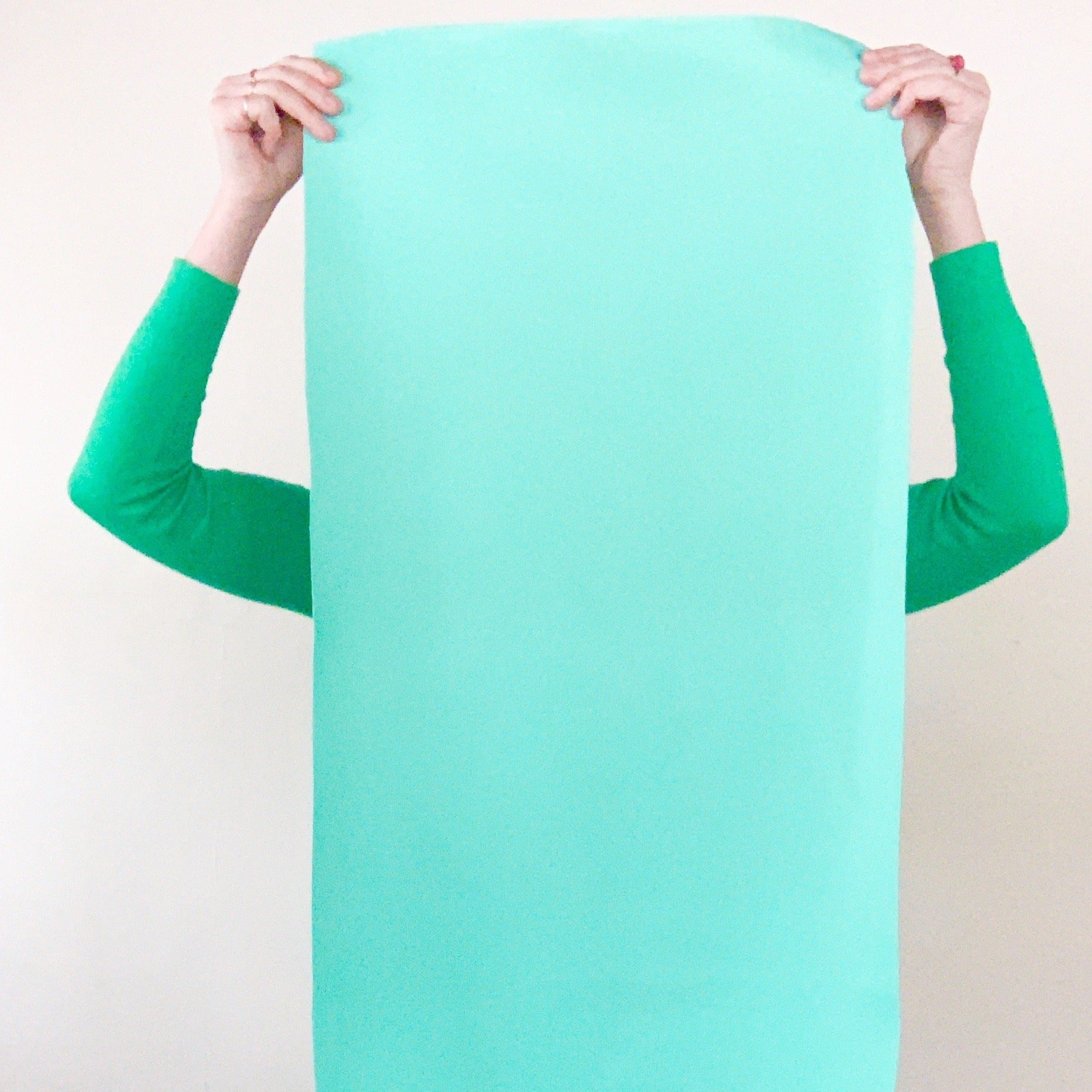 Moonglow Minty green