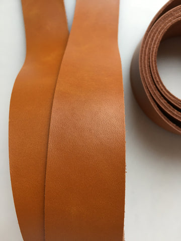 Sewable Leather Straps