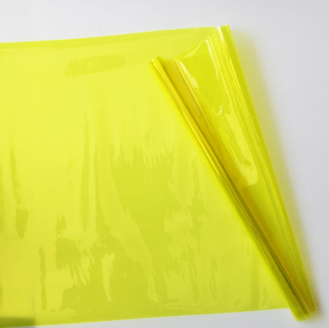 Yellow Clear 18 x 48