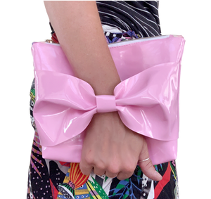 Betty Bow Bag printed pattern