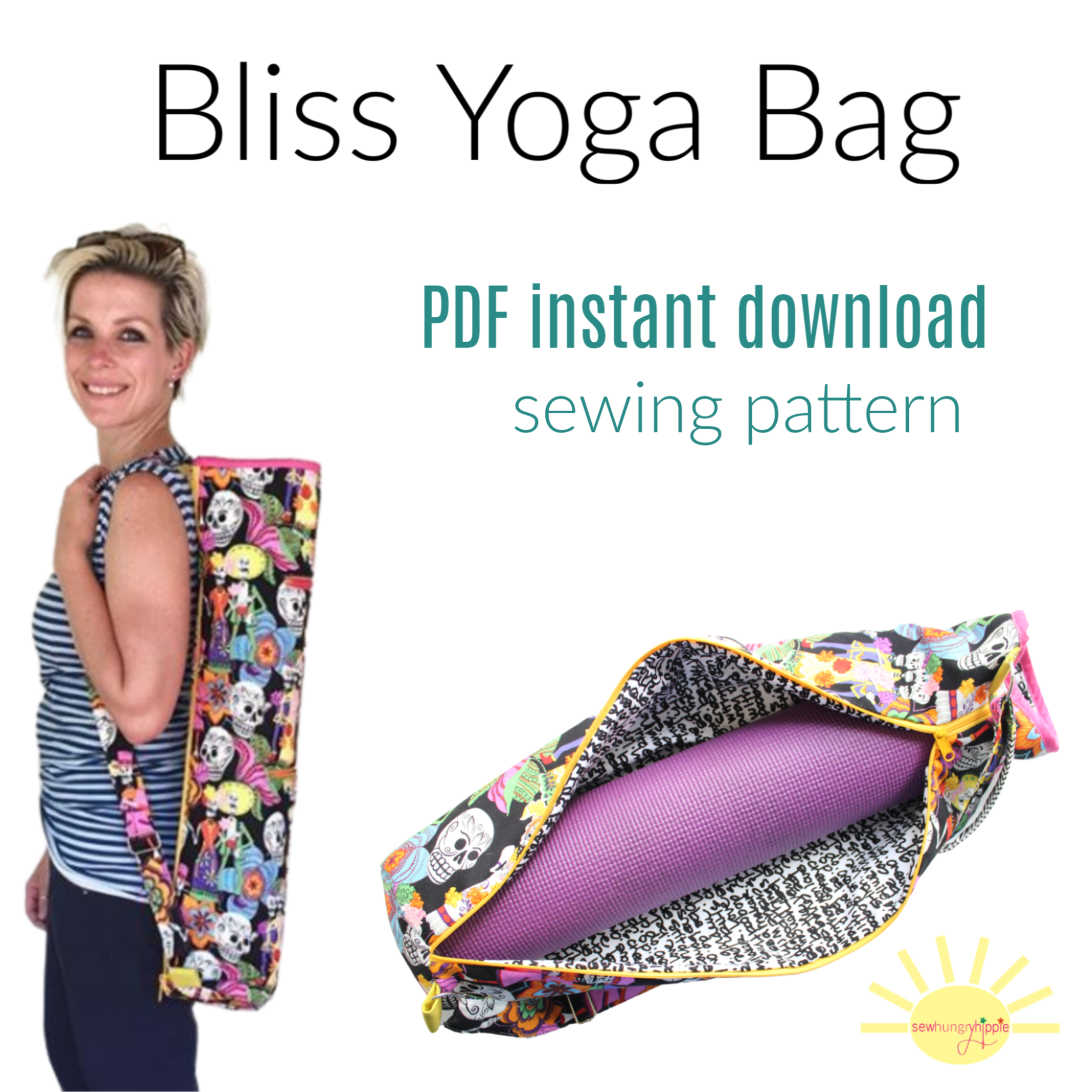 Bliss Yoga Bag PDF