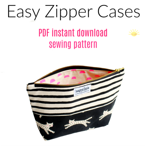 Easy Stand up Zipper Cases PDF