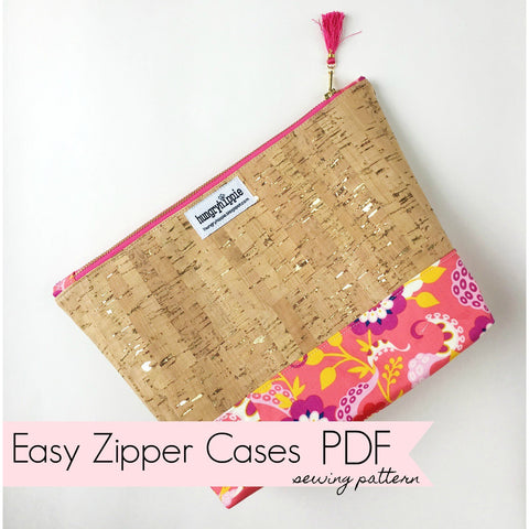 Easy Stand up Zipper Cases PDF download