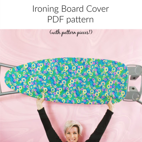 Ironing Board Cover pdf