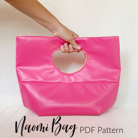 Naomi Bag PDF sewing pattern