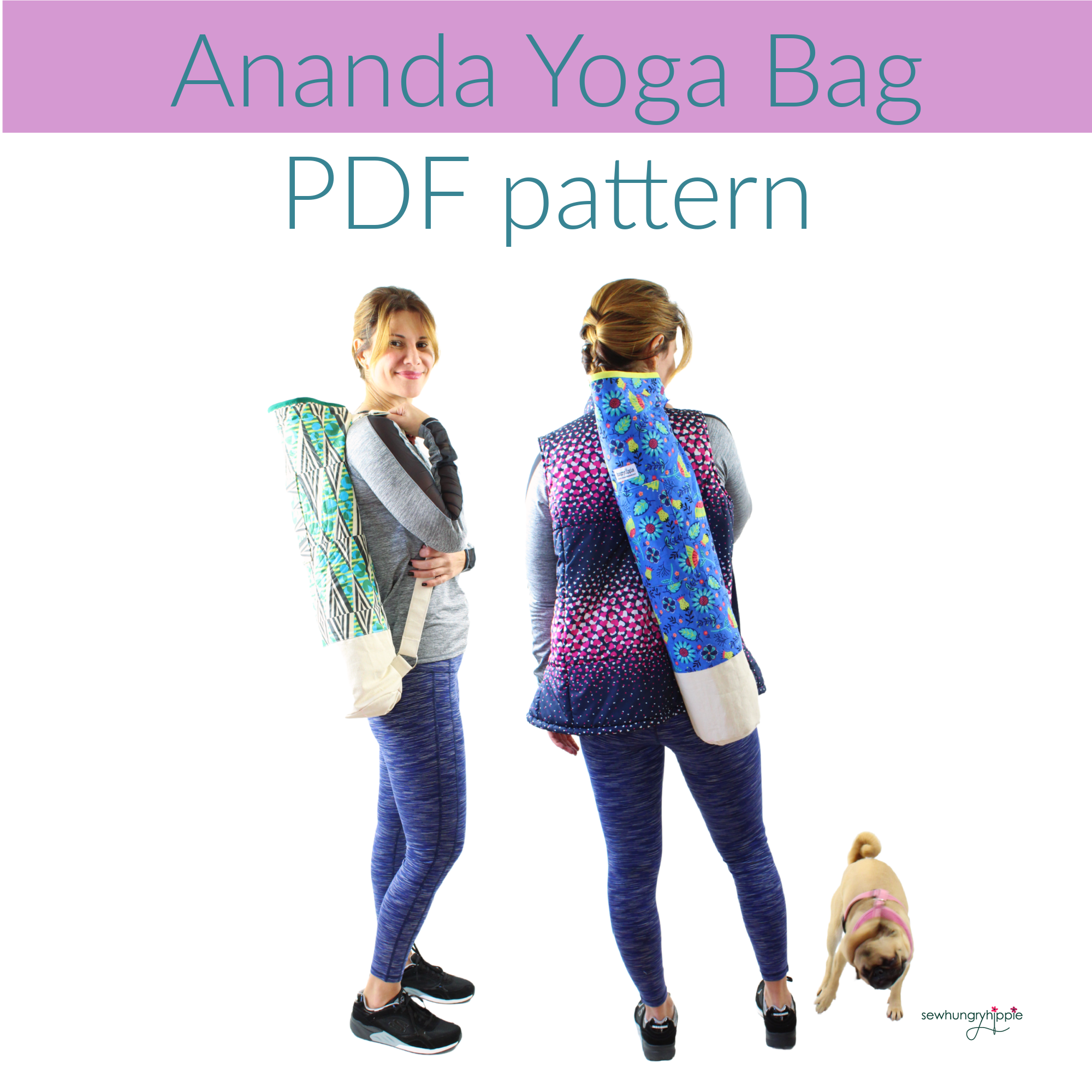 ANANDA easy yoga bag PDF
