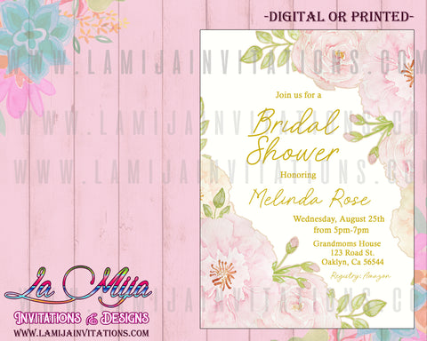 Fiesta Bridal Shower Invitations, Customized Item, Mexican Theme Bridal Shower, Serape Invitations, Invitaciones Despedida de Soltera, Mexican Bridal Shower Invites, Mexican Bridal Ideas