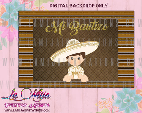 Charro Fiesta, Charro Theme, Customized Item, Charro Baptism, Charro Backdrop, Charro Decoration, Charro Digital Backdrop, Charro Birthday