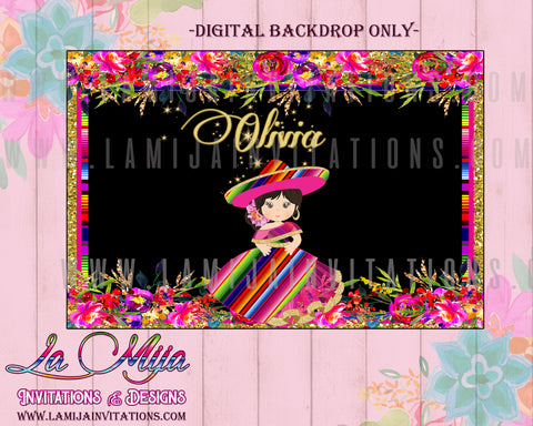 Mexican Charra Backdrop, Presentacion Tres Anos Backdrops, Tres Anos Backdrops, Digital Only, Charra Backdrops, Mexican Theme Quinceanera, Quinceanera Charra Backdrop, Charra Theme Tres Anos, Charra Party Decor