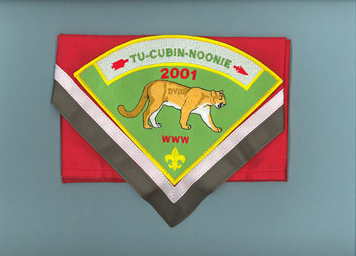 Lodge 508 Neckerchief 2001
