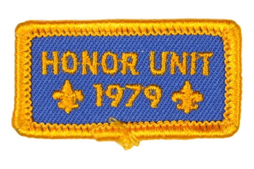 1979 Honor Unit Patch