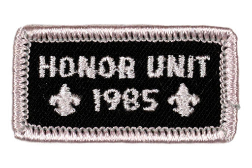 1985 Honor Unit Patch