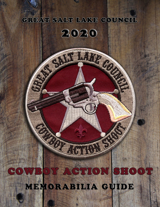 Collecting Guide for Great Salt Lake Council Cowboy Action Shoot