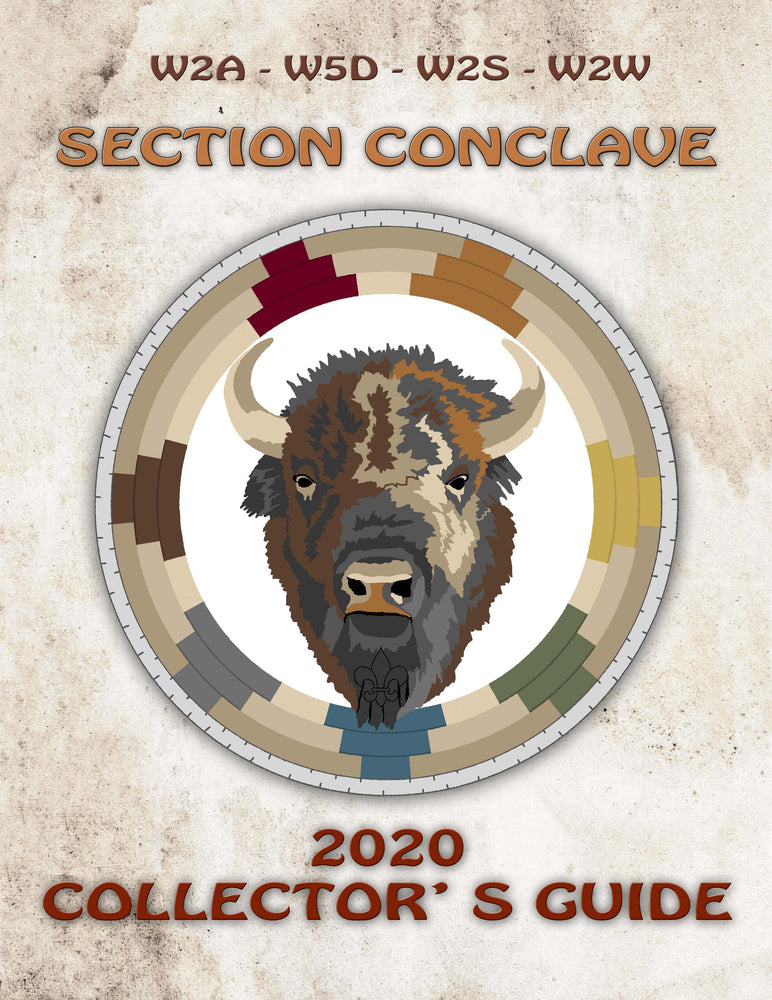 Guide to Collecting Section W2A Conclave