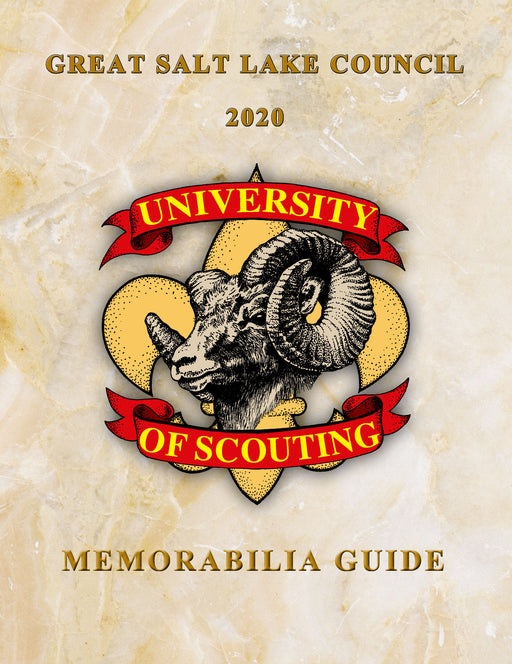Guide to Collecting Great Salt Lake University of Scouting