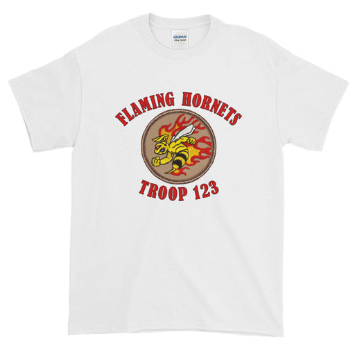 Flaming Hornet T-Shirt