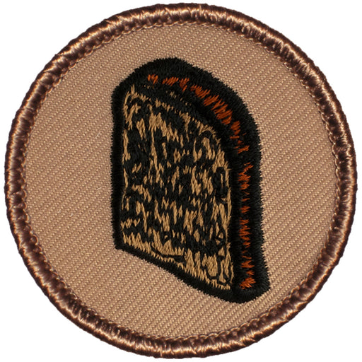 Burnt Toast Patrol Patch