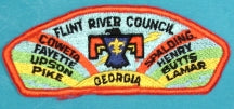Flint River CSP S-4a Plain Back