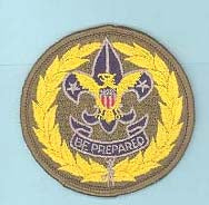 Assistant District Commissioner Patch 1960s