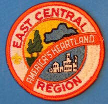 East Central Region Patch
