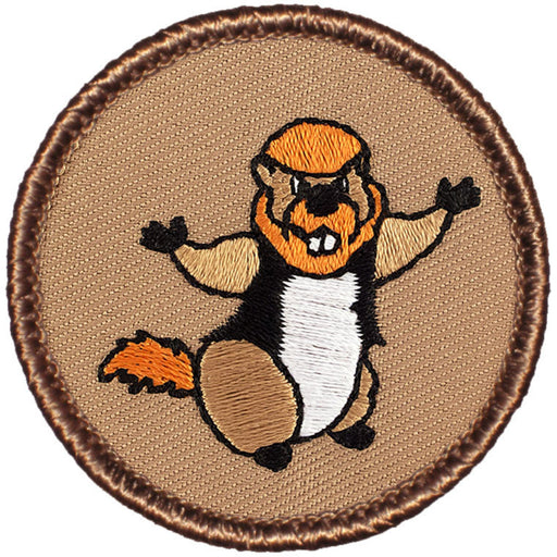 Woodchuck Norris Patrol Patch
