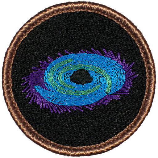 Black Hole Patrol Patch