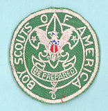 Scoutmaster Patch 1940s-1950s