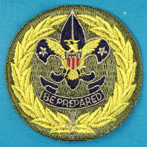 Assistant District Commissioner Patch 1950s