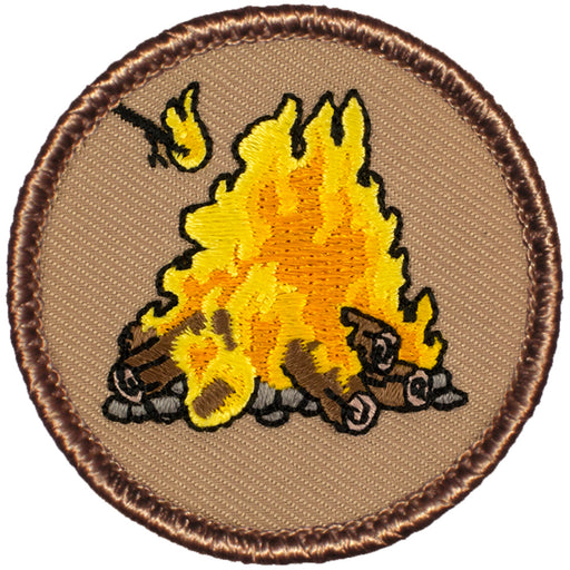 Campfire Patrol Patch