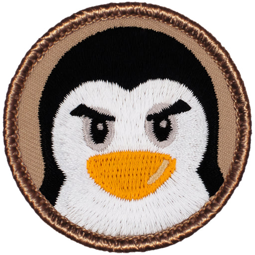 Angry Penguin Patrol Patch