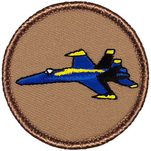Blue Angels Patrol Patch