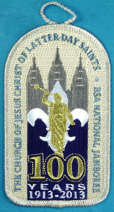 2013 NJ LDS Patch