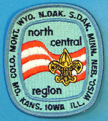 North Central Region Patch Plain Back