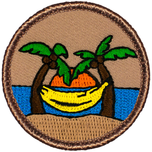Banana Hammock Patrol Patch