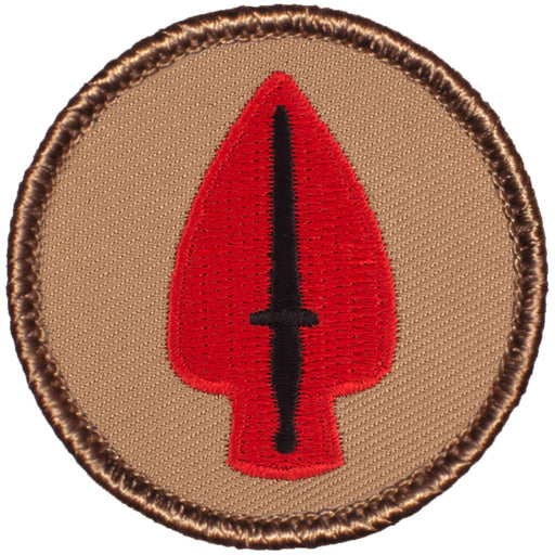 USASOC Delta Force Patrol Patch