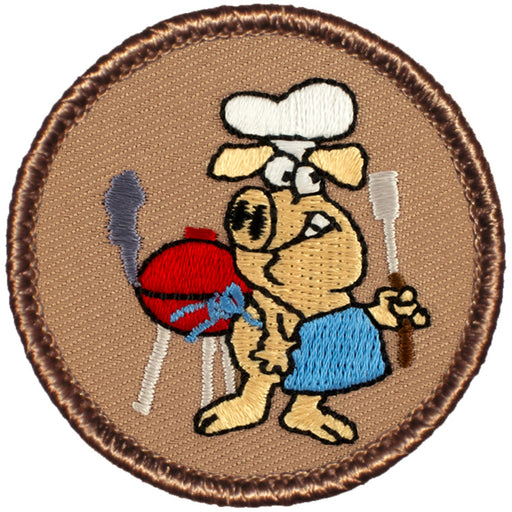 Barbecue Patrol Patch