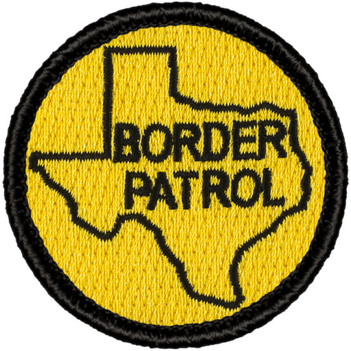 Texas Border Patrol Patch