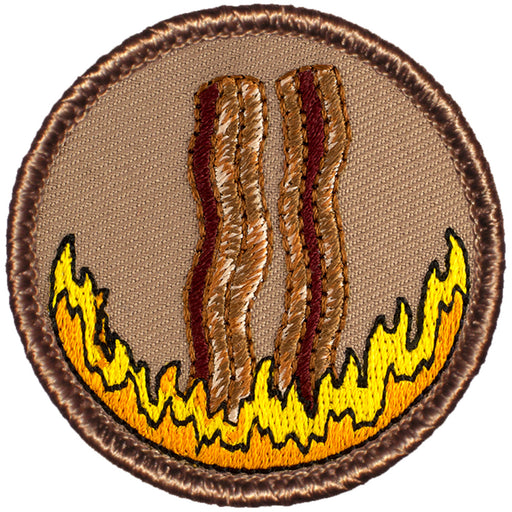 Bacon Patrol Patch - Faming Bacon