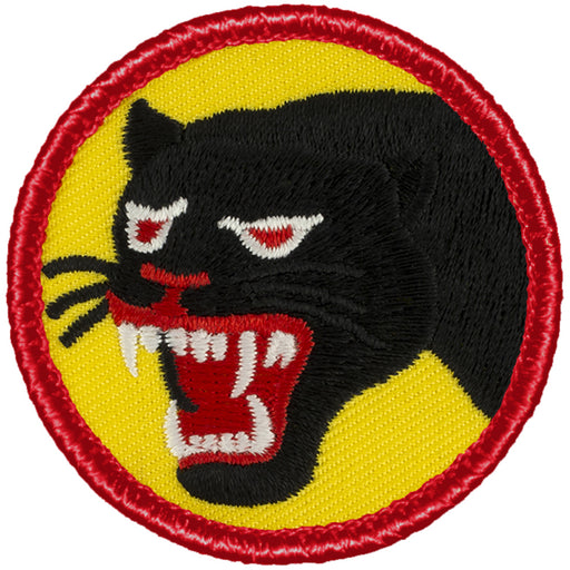 66th Infantry Patrol Patch - Red Border