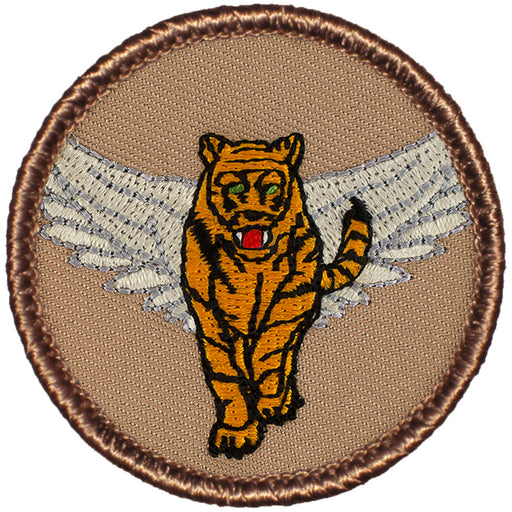 Winged Tiger Patrol Patch