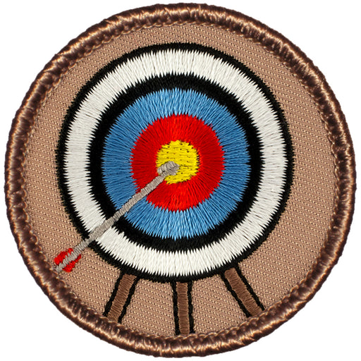 Bullseye Patrol Patch