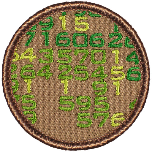 The Matrix Patrol Patch