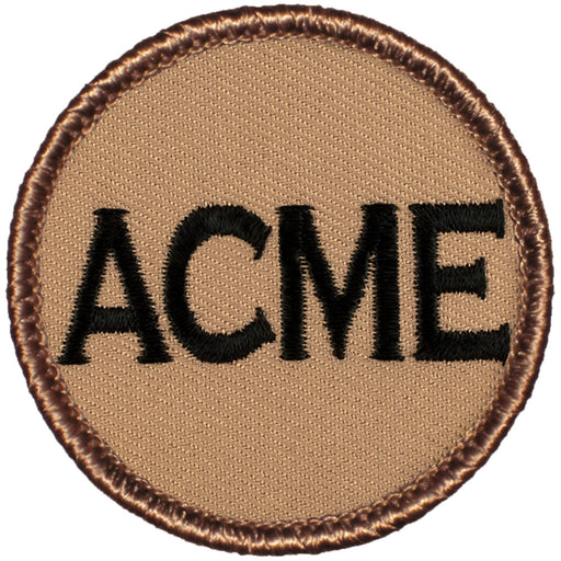 Acme Patrol Patch