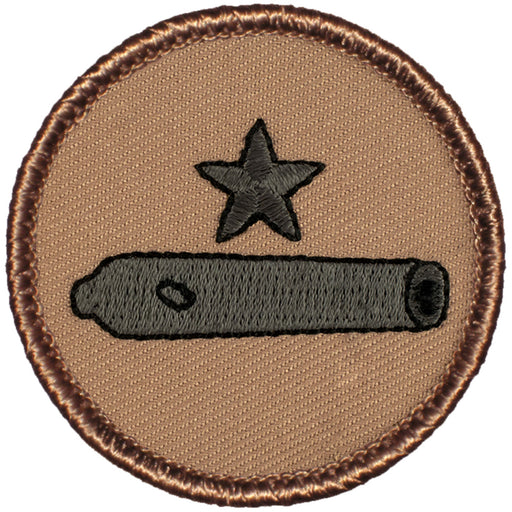 Come And Take It Patrol Patch