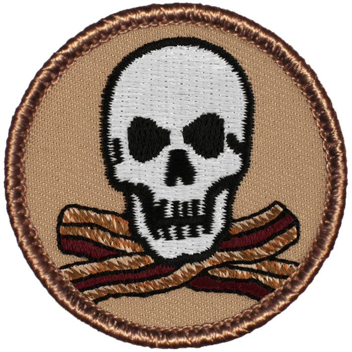 Toxic Bacon Patrol Patch