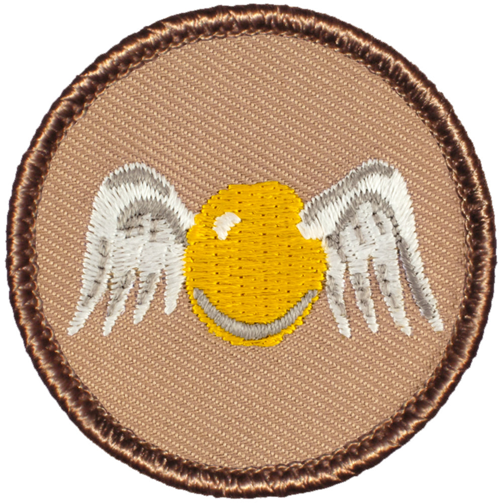 Flying Ping Pong Patrol Patch