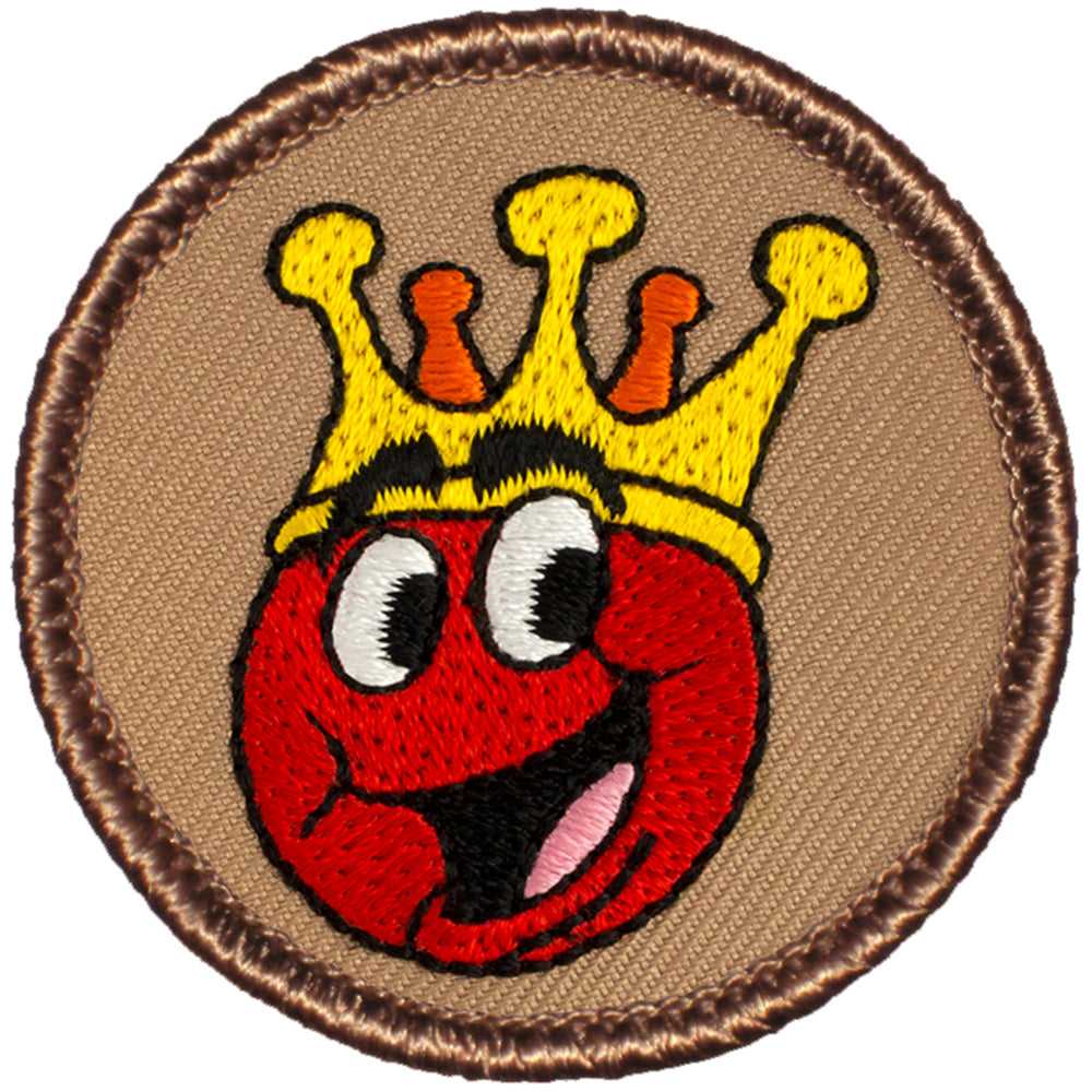 Dodge Ball Kings Patrol Patch