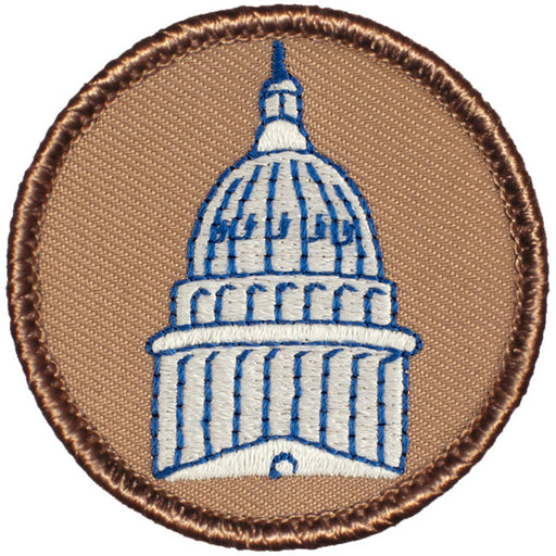 Capital Patrol Patch