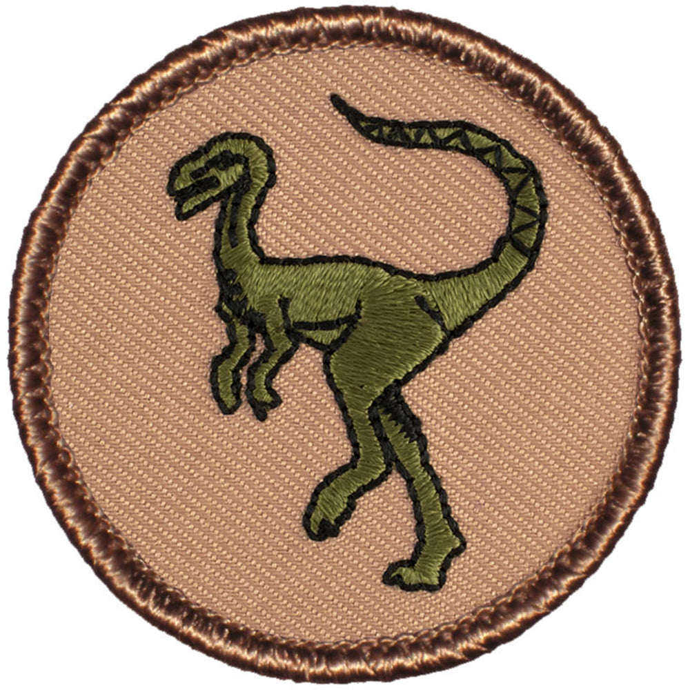 Dinosaur Raptor Patrol Patch