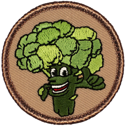 Broccoli Guy Patrol Patch